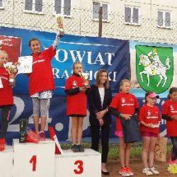 Emilia zwycięża w turnieju KRAŚNICKA MALINA CUP 2017 bez straty seta !!!!