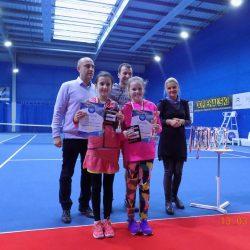 Turniej Klasyfikacyjny do lat 12-u w Pszczynie i kolejny Wielki Sukces Emilki. Nie zwalniamy tempa, jest moc !!!!