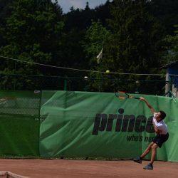 WIELKIE ZWYCIĘSTWO!! Antoni w parze z Sebastianem Sową zwyciężają w ogólnopolskim turnieju Dioxid CUP. W grze pojedynczej Antek dotarł do ścisłego finału i zakończył rywalizację singlową na drugiej pozycji :)