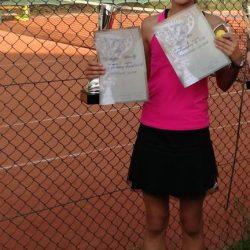 Kolejne z rzędu zwycięstwo Emilki w Ogólnopolskim Turnieju Klasyfikacyjnym Muszyna-Złocie. W tym dniu młoda zawodniczka dostała również powołanie na zgrupowanie Kadry Narodowej do Cetniewa
