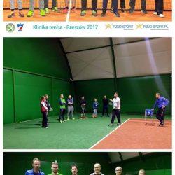Wykłady prowadzone w ośrodku Strefa Sportu Rzeszów- urazy, prewencja i trening w tenisie