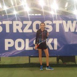 Srebro i Brąz MISTRZOSTW POLSKI. Dzięki wspanialemu występowi, Emilia będzie miała zaszczyt reprezentowac Polskę na Mistrzostwach Europy w Estonii