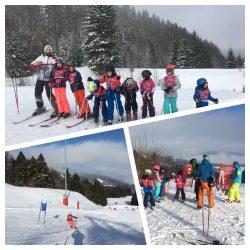 Szkoła Narciarska Michał Grzegorz Matyfi - szkolenie na terenie stacji narciarskiej Kraliky-Słowacja
