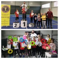Turniej Wróbel Druk Cup- 17 zawodników, pasjonująca walka, sportowa atmosfera i szczęśliwe dzieciaki