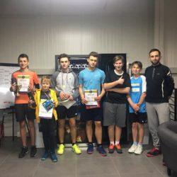 Turniej o Puchar Akademii Tenisa Michała Matyfiego.
